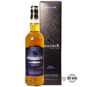 ARMORIK DOUBLE MATURATION 46% 0,7l - Sklep Whisky