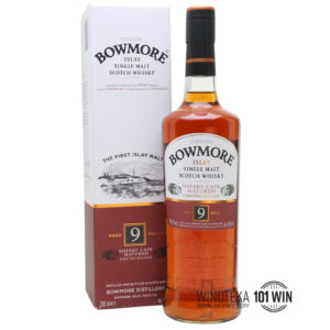 Bowmore 9YO Sherry Cask Limited Release 40%