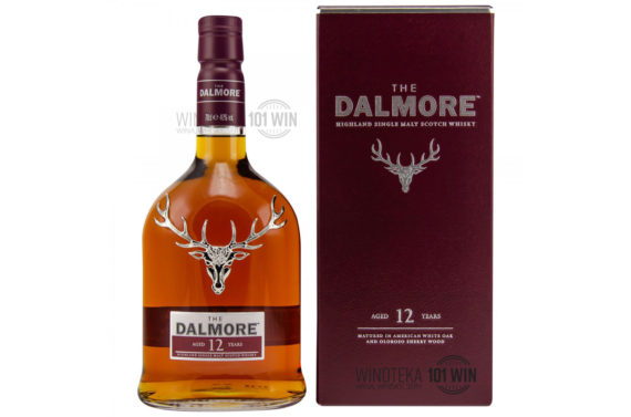 Dalmore 12 YO - Sklep Whisky w Szczecinie - Whisky i Wina Szczecin
