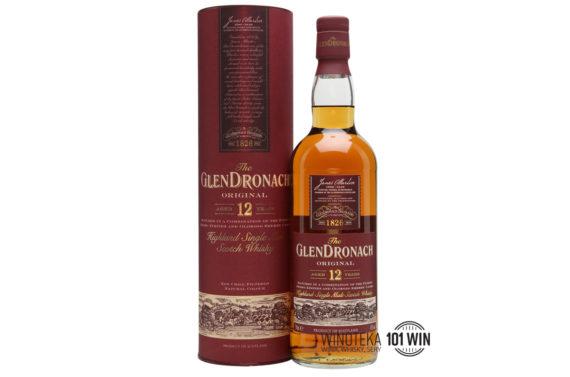 GLENDRONACH 12YO 43% 0,7l - Sklep Whisky Szczecin