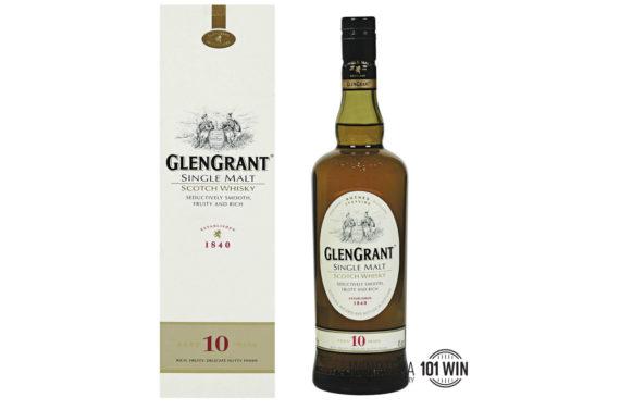 Glen Grant 10YO 40% 1l - Sklep Whisky Szczecin - Wina Szczecin