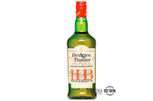 Hedges Butler Royal 5YO 40% 0,7l