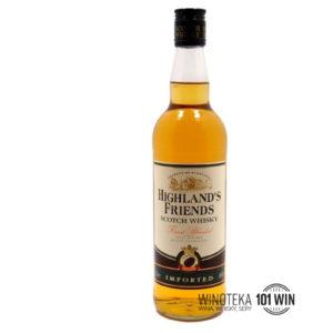 HIghland's Friends 3YO 40% - Sklep Whisky