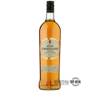 High Commissioner Blended Loch Lomond Group - Whisky Sklep