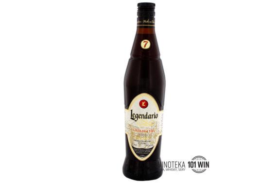 Legendario Elixir de Cuba 34% 0.7 l - Sklep Alkohole Szczecin