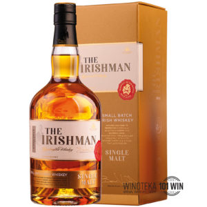 The Irishman SIngle Malt 40% 0,7l - Sklep whisky Szczecin