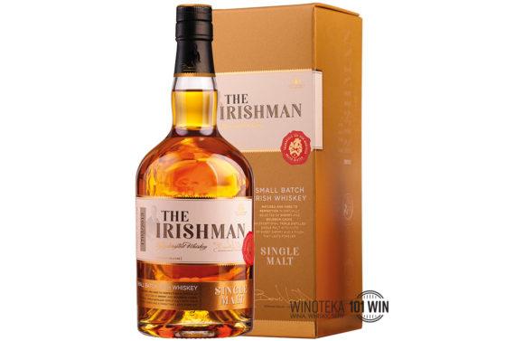 The Irishman SIngle Malt 40% 0,7l - Sklep whisky Szczecin