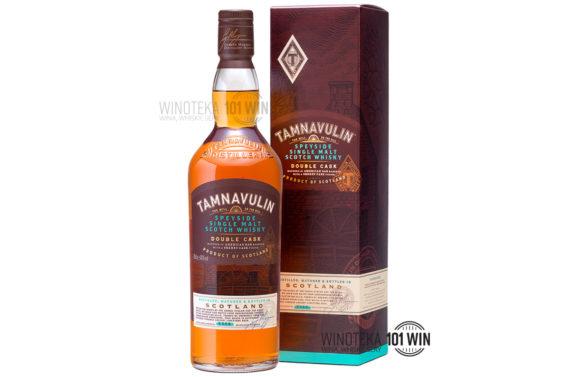 Tamnavulin Double Cask 40% 0,7l - Sklep Whisky Szczecin