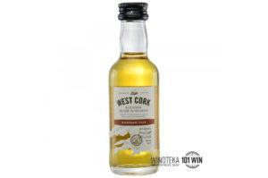 West Cork Irish Blended Whiskey Bourbon Cask 40% 0,05l