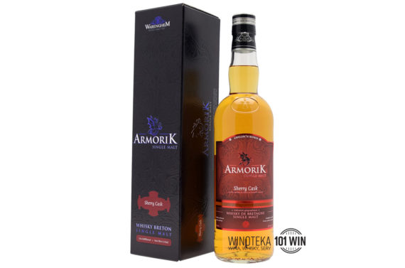 ARMORIK SHERRY CASK 46% 0.7L | Sklep Whisky Szczecin - 101win