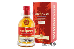 Kilchoman Single Cask Bourbon 121/11 59% 0.7l