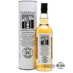 Kilkerran 12-letni 46% 0.7l - Sklep Whisky Szczecin