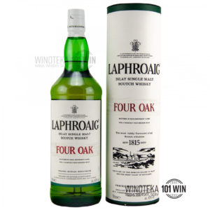 Laphroaig Four Oak 40% 1l - Whisky Sklep