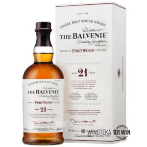 Balvenie P.F. 21Y Malt Scotch Whisky 40% 0.7l - Sklep Whisky i Wina Szczecin