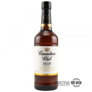 Canadian Club 40% 0.7l - Whisky Sklep