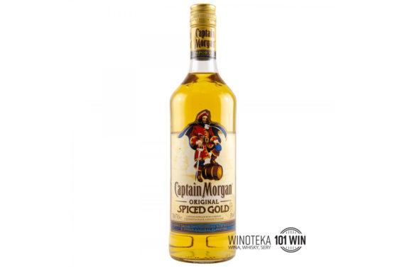 Captain Morgan Oryginal Spiced Gold 35% 0.7l - Rum Szczecin - Sklep Rum Szczecin