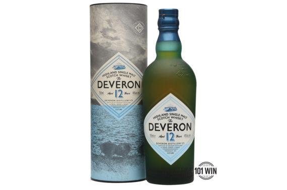 The Deveron 12-letni 40% 0.7l - Sklep Whisky i Wina