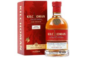 Kilchoman Single Cask Sherry 615/11 57% 0.7l