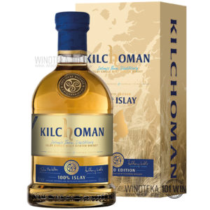 Kilchoman 100% Islay, the 4th Edition 50% 0.7l - Whisky Szczecin