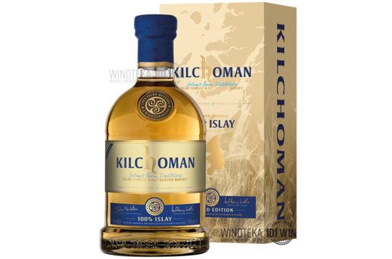 Kilchoman 100% Islay, the 4th Edition 50% 0.7l - Whisky Szczecin