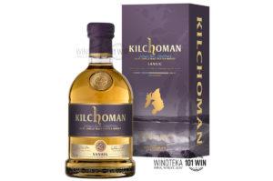 Kilchoman Single Malt Sanaig 46% 0.7l - Sklep Whisky Szczecin