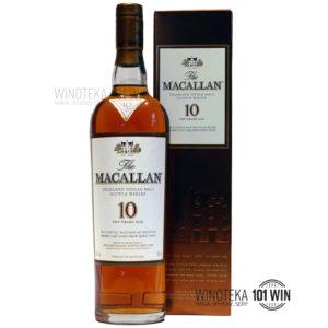 Macallan 10-letni Fine Oak 40% 0.7l - Whisky Sklep