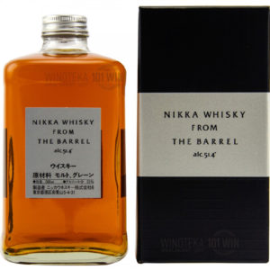 Nikka From The Barrel 51,4% 0.5l - Sklep Whisky Szczecin