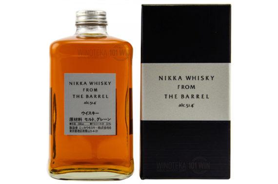 Nikka From The Barrel 51,4% 0.5l - Sklep Whisky Szczecin