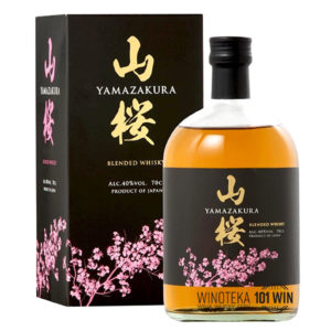 Yamazakura Blended Whisky 40% 0.7l - Sklep Whisky Szczecin