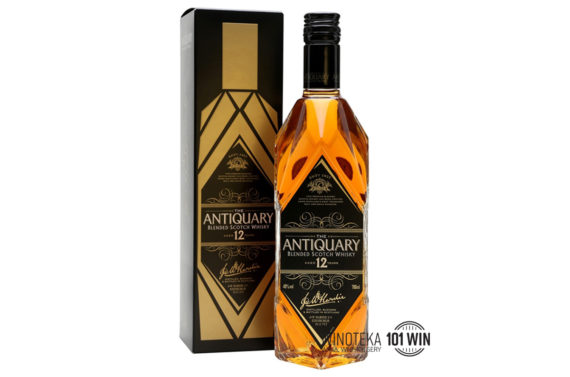 ANTIQUARY 12 YO 40% 0,7L - Sklep Whisky Szczecin - Whisky Szczecin - Sklep z whisky