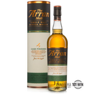Arran The Sauternes Cask Finish 50% 0,7l