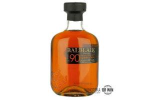 Balblair 1990 (Bottled 2017) 2nd Release 46% 0,7l