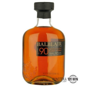 Balblair 1990 (Bottled 2017) 2nd Release 46% 0,7l