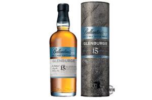 Ballantine's The Glenburgie 15-letni 40% 0,7l - Whisky Szczecin