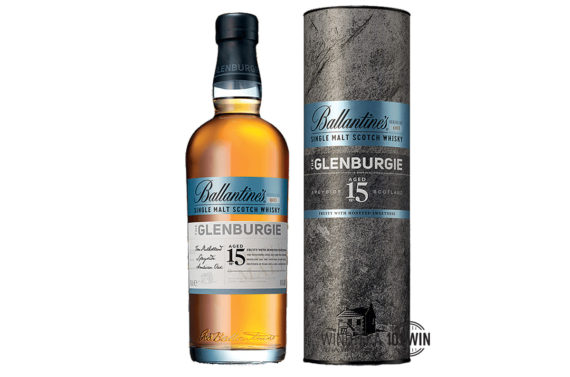 Ballantine's The Glenburgie 15-letni 40% 0,7l - Whisky Szczecin