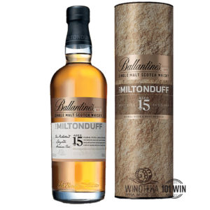 Ballantine's The Miltonduff 15-letni 40% 0,7l