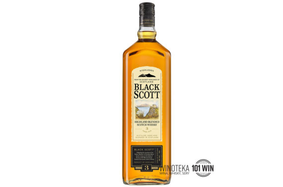Black Scott Single Malt 40% 0,7l