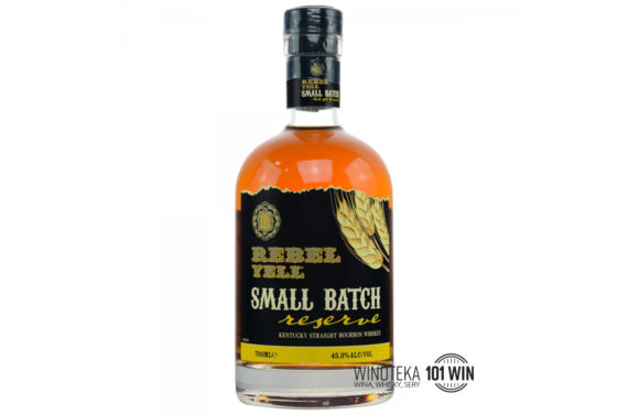 Bourbon Rebel Yell Small Batch Reserve 45,3% 0,7l - Sklep Whisky i Wina