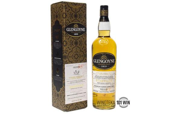 Glengoyne Cuartillo 40% 1l