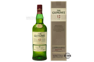 Glenlivet 12 letni 40% 0,7l - Whisky Sklep Szczecin