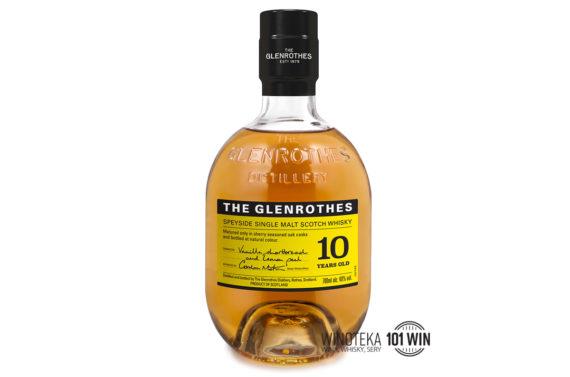 Glenrothes 10-letni 40% 0,7l - Sklep Whisky Szczecin