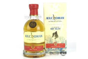 Kilchoman 100% ISLAY 3rd Edition 46% 0,7l - Szczecin Sklep Whisky