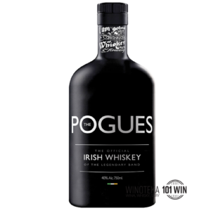 Pogues Irish Whiskey Limited Edition 40% - Sklep Whisky