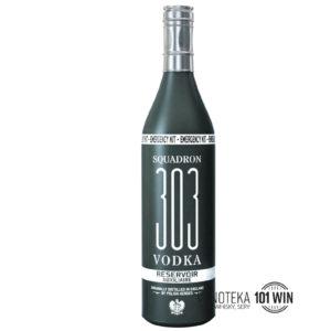 Vodka Squadron 303 Refiller 40% 0,7l - Sklep Wódki Premium Szczecin