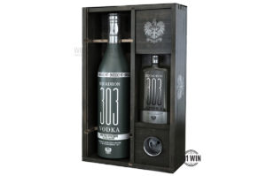 Vodka Squadron 303 Refiller 40% 0,7l + piersiówka - Wódki Premium Sklep Szczecin