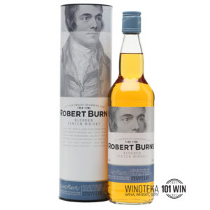 Whisky Robert Burns Blended 40% 0,7l - Sklep z whisky, whisky blend