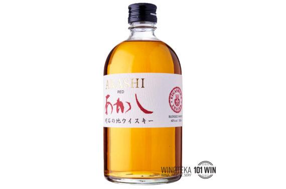 Akashi Red 40% 0,5l - Whisky Szczecin