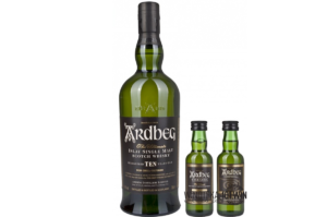 Wypełniacz Ardbeg 10 YO 0,7l explore pack - Whisky Szczecin
