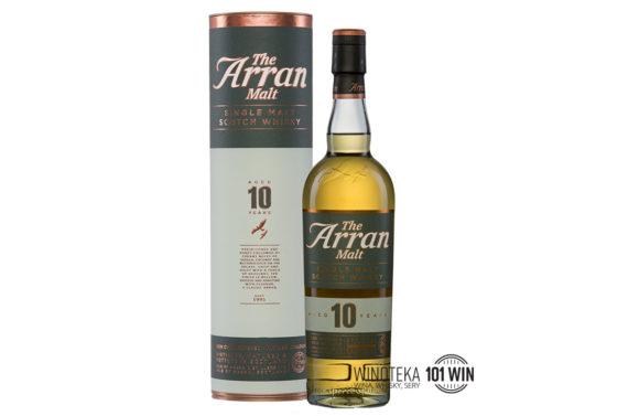 Arran 10-letni 46% 0,7l - Whisky Szczecin