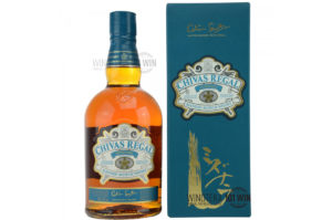 Chivas Regal 12YO Mizunara 40% 0,7l - Sklep Whisky